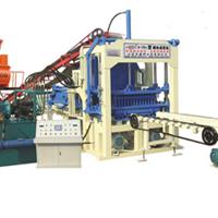 供应山东砖机QT4-15砌块成型机