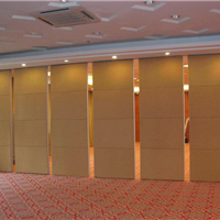 供应会议室折叠屏风厂家