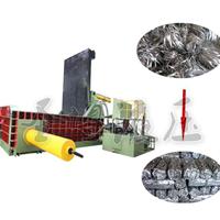 厂家直销废钢丝钢带压块机