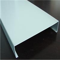 铝条扣天花吊顶防风铝条扣条形铝扣板厂家