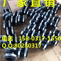 供应DN65可曲挠橡胶软接头 JGD橡胶软接头