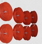 供应盘形悬式瓷复合绝缘子钟罩型FXZP-400