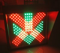 供应LED车道指示器 雨棚灯