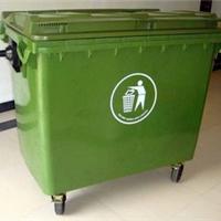 淄博660升垃圾桶,240升塑料垃圾桶,价低