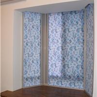 供应折叠纱窗、隐形纱窗、无轨纱门