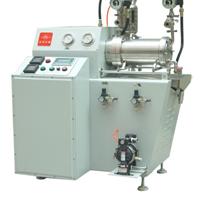 5L涡轮式砂磨机 化工涂料精细研磨设备