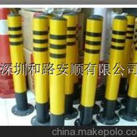 供應現貨防護樁 埋地防護樁 可調性防護樁