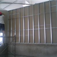 上海奉贤装修装潢公司,南桥隔墙龙骨安装