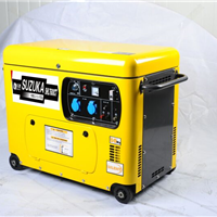 7KW柴油发电机SHL8000CE