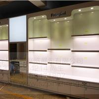 定制饰品展示柜 白色木制烤漆展柜 饰品专柜