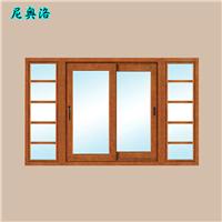 NOL165木铝复合提升推拉门卧室铝包木内室门
