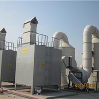 供应武汉地区印刷厂废气吸收设备