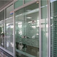 盐城办公室双层钢化玻璃隔断墙
