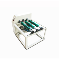 DECO德科罐磨球磨机 单层4罐位罐磨机 20L