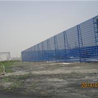 防风抑尘网能大量降低露天煤堆的起尘量
