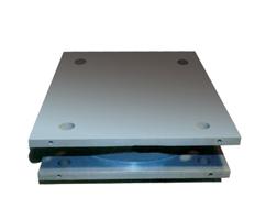 供应JHPZ系列盆式橡胶支座用于铁路桥梁