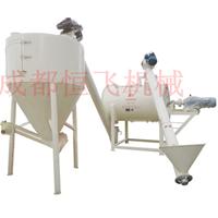 卧式干粉搅拌机C型(生产线)