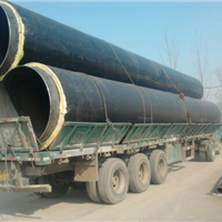 供应聚氨酯发泡保温管加工聚氨酯管道