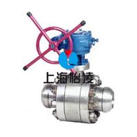 低价供应Q61浮动式金属密封球阀