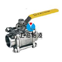 焊接球阀价格|Q61F三片式对焊球阀