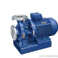 ISWH50-125A卧式化工管道泵