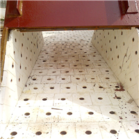 置顺陶瓷供应高铝耐磨陶瓷空心球砖