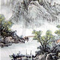 广东手绘壁画哪家好? 首选鸿韵画业