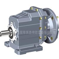 供应TRC斜齿轮减速器,美观赖用,体积小
