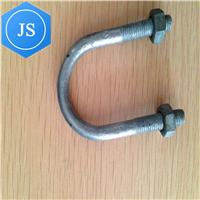 直销常用型号U型螺栓定做其他型号U型螺栓