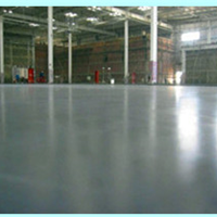 彩砂固化剂地坪