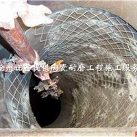河北陶瓷贴片耐磨工程施工队