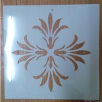供应新型装饰材料 镂印 墙贴 私人定制