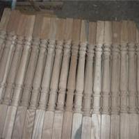 徐州榉木楼梯立柱,榉木立柱,徐州忠义实木