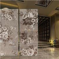 广州航标供应夹丝镀银玻璃,装饰首选