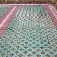 无锡明云彩砖八字水泥砖