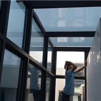供应昆山阳光房玻璃房玻璃隔热防晒贴膜
