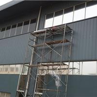供应苏州厂房玻璃防晒隔热玻璃单向反视贴膜