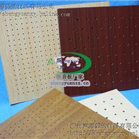 广州木质穿孔吸音板-孔木吸音板广州厂家