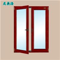 木铝复合外开窗NOL70木铝复合落地平开窗