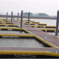 水上架空木塑实心地板 户外人造木厂家