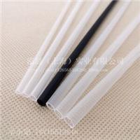 供应圆珠笔芯PP管 白色半透水性芯塑料硬管