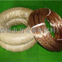 订做磷青铜扁线,弹簧磷青铜异型线