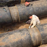 甘肃文县钢套钢蒸汽保温管市场分析