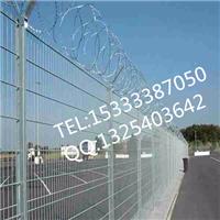 防攀爬护栏网 刺绳护栏网 监狱防攀爬护栏网