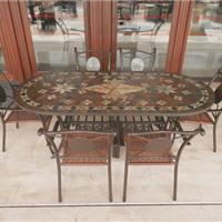 供应石面桌椅,石面长桌