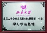 北京大学企业总裁EMBA