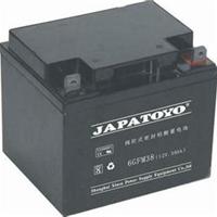 供应东洋蓄电池12V120AH