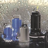 可超低水位运行的自带冷却系统的水泵