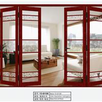 3 1折叠门,多扇折叠门各种颜色厂家