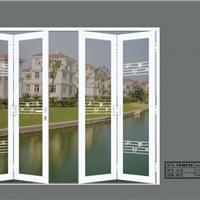 砂灰重型大折叠门|金橡木2.0重型大折叠门